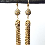 La Vie Parisienne Libellule Earrings