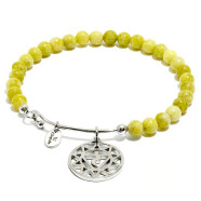 Chrysalis Chakra Collection- Solar Plexus Bangle