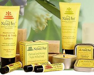 The Naked Bee Lotions